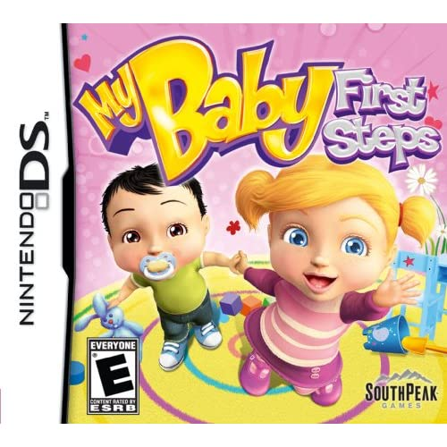 Image 0 of My Baby First Steps For Nintendo DS DSi 3DS 2DS