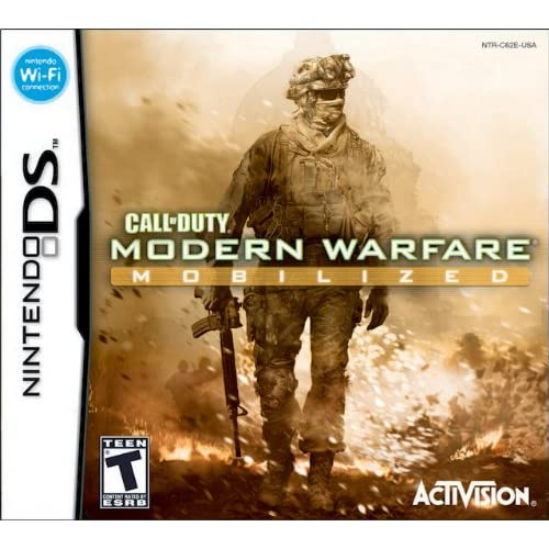 Image 0 of Call Of Duty: Modern Warfare: Mobilized Nintendo For DS COD Shooter