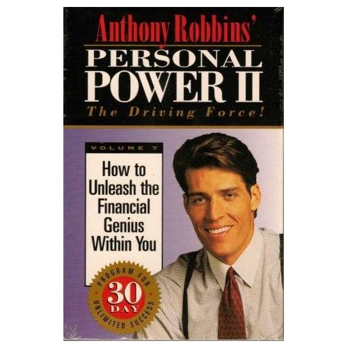 How To Unleash The Financial Genius Within You Personal Power II: The