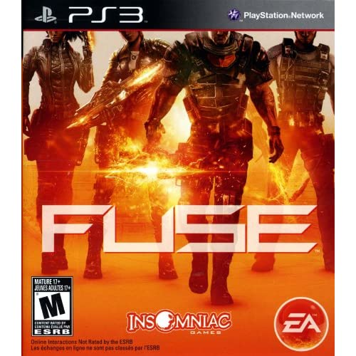 Image 0 of Fuse For PlayStation 3 PS3 Fighting