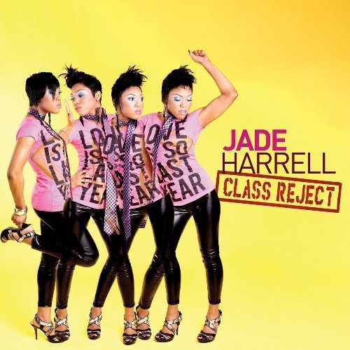 Image 1 of Class Reject By Jade Performer Harrell On Audio CD Album