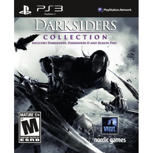 Image 0 of Darksiders Collection For PlayStation 3 PS3