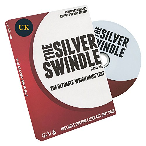 Mms Silver Swindle UK Dave Forrest And Romanos DVD On Blu-Ray