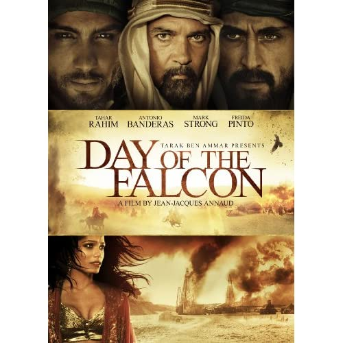 Image 0 of Day Of The Falcon On DVD With Rizwan Ahmed