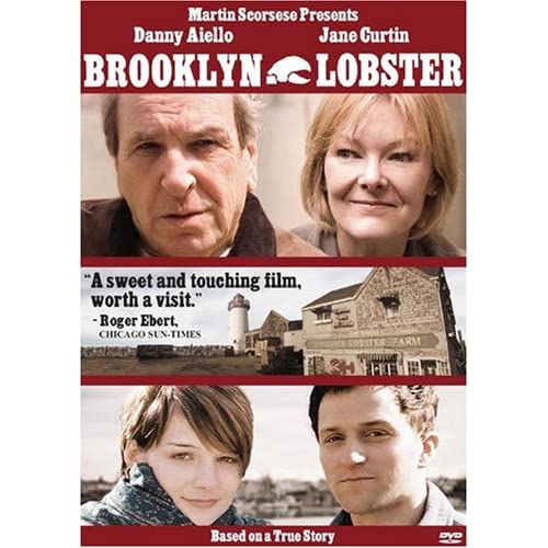 Image 0 of Brooklyn Lobster On DVD with Danny Aiello Drama
