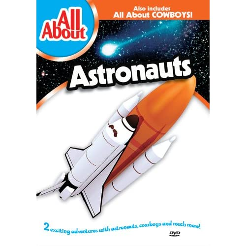 Image 0 of All About Astronauts/All About Cowboys On DVD