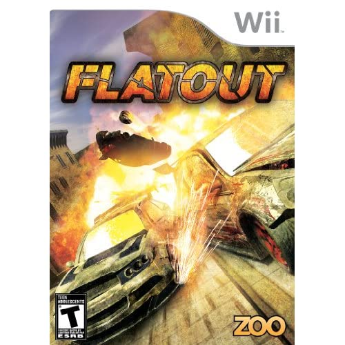 Image 0 of Flatout For Wii And Wii U Racing
