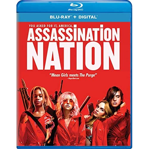 Image 0 of Assassination Nation Blu-Ray On Blu-Ray With Odessa Young
