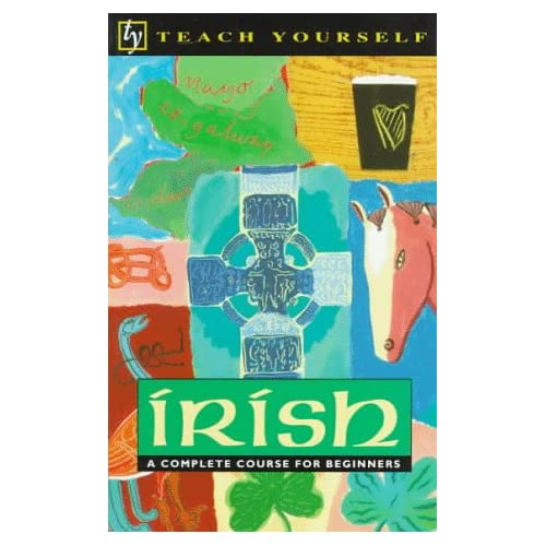 Image 0 of Irish: A Complete Course For Beginners Teach Yourself By Diarmuid O SE Joseph Sh