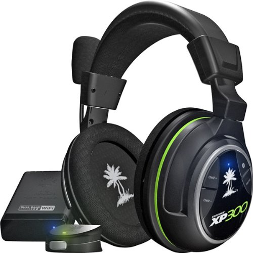 Ear Force XP300 Wireless Stereo Gaming Headset For PS3 And Xbox 360