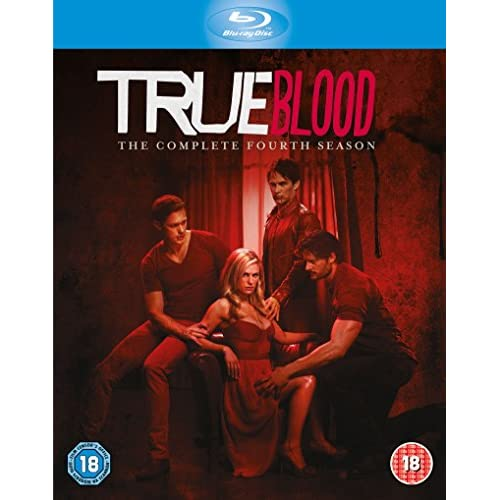 Image 0 of True Blood-Complete Series 4 On Blu-Ray