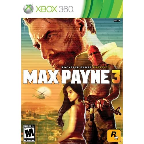 Image 0 of Max Payne 3 For Xbox 360