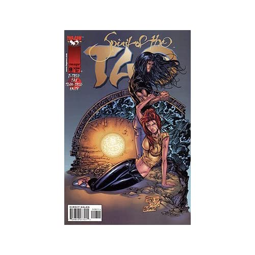 Spirit Of The Tao The Edition# 8 Comic Book