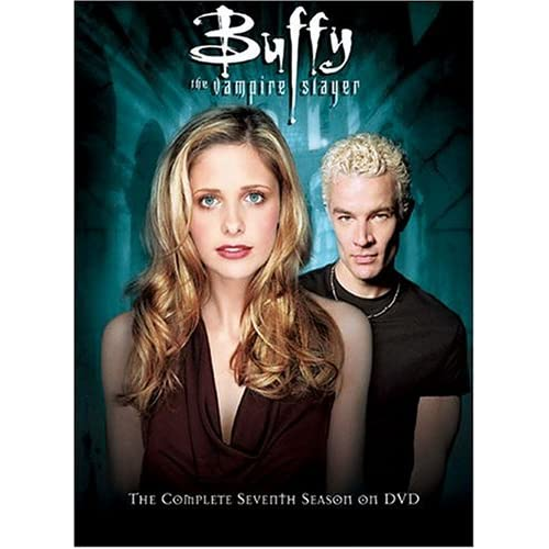 Image 0 of Buffy The Vampire Slayer The Complete Seventh Season On DVD With Sarah Michelle