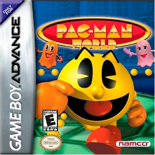 Image 0 of Pac-Man World For GBA Gameboy Advance