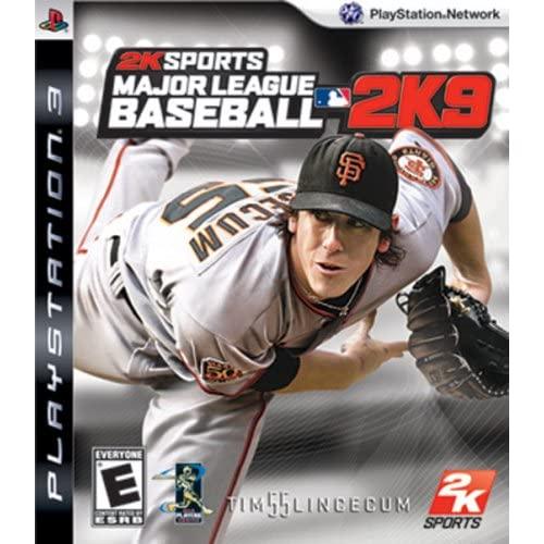 Image 0 of Major League Baseball 2K9 For PlayStation 3 PS3