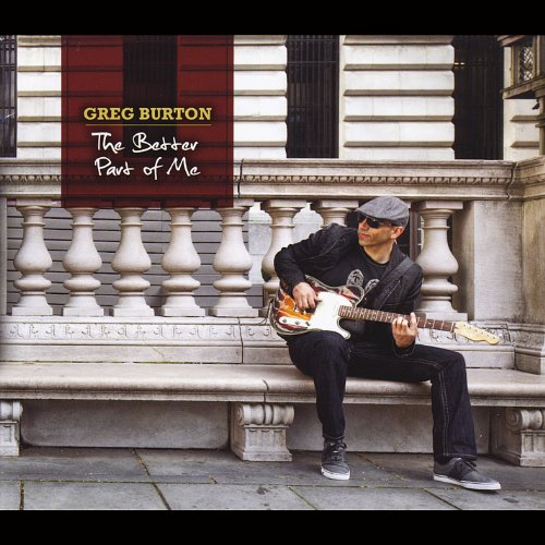 Image 0 of Better Part Of Me By Burton Greg Album 2013 On Audio CD