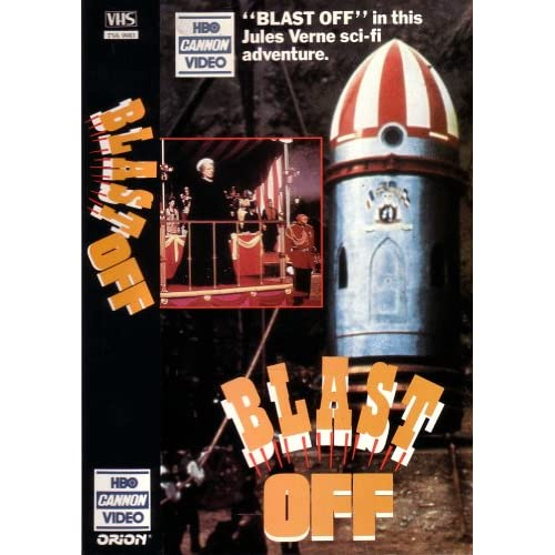 Blast Off 1967 Aka Rocket To The Moon Aka Those Fantastic Flying Fools On VHS Wi