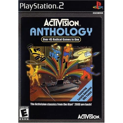 Activision Anthology For PlayStation 2 PS2