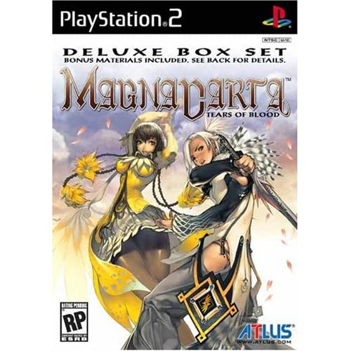 Magna Carta: Tears Of Blood Deluxe Box Set For PlayStation ...