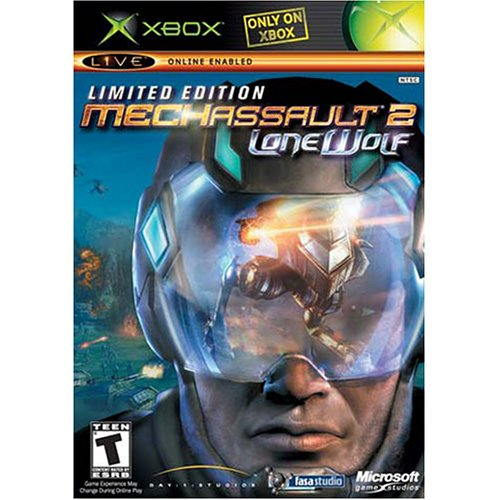 Image 0 of Mechassault 2: Lone Wolf Limited Edition For Xbox Original
