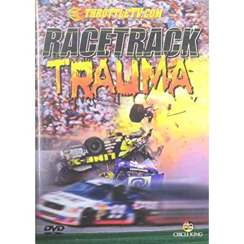 Image 0 of Racetrack Trauma On DVD