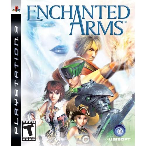 Image 0 of Enchanted Arms For PlayStation 3 PS3