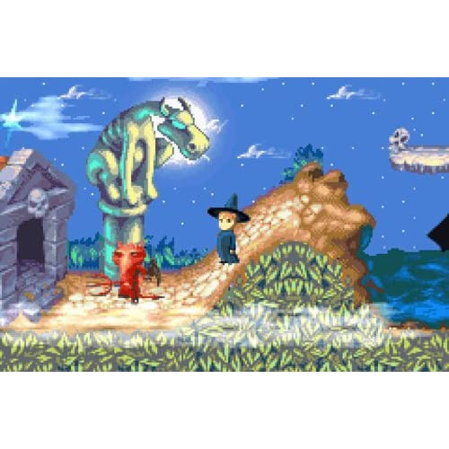 Image 0 of Spirits And Spells Game Boy Advance For GBA Gameboy Advance