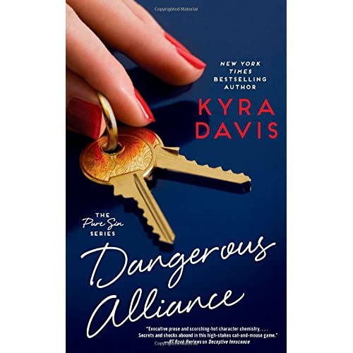 Dangerous Alliance Pure Sin By Kyra Davis Book Paperback