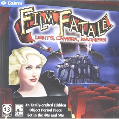 Image 0 of Film Fatale: Lights Camera Madness Software