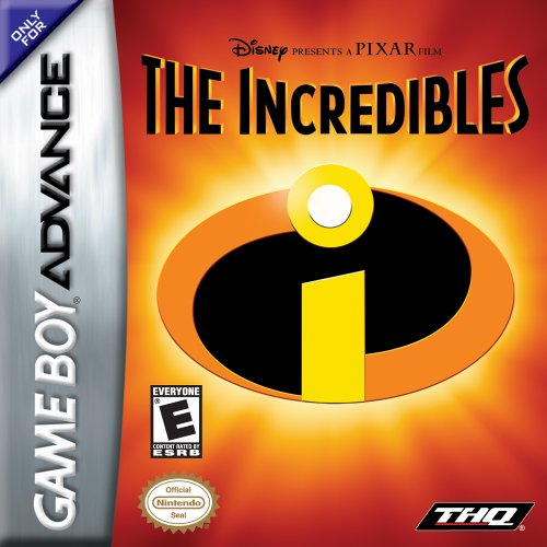 Image 0 of The Incredibles For GBA Gameboy Advance