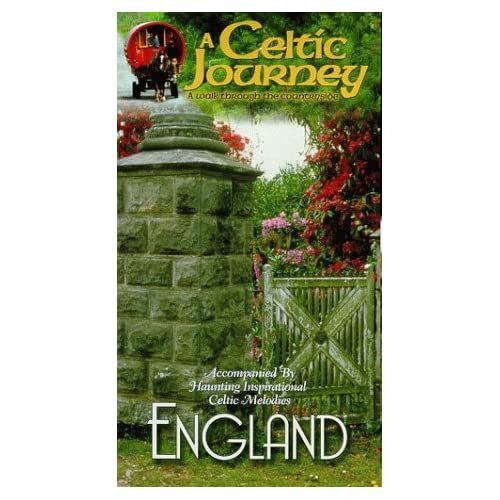 Celtic Journey 4: England On VHS