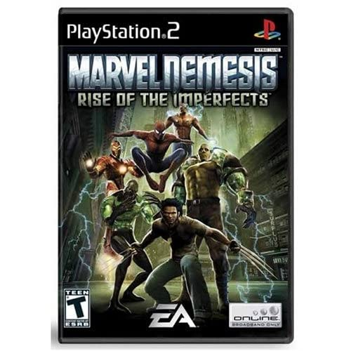 Image 0 of Marvel Nemesis: Rise Of The Imperfects For PlayStation 2 PS2