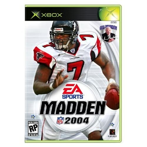 Image 0 of Madden NFL 2004 Xbox For Xbox Original Football