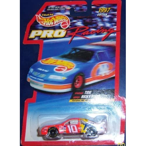 Hot Wheels 1998 Pro Racing: #10 Ricky Rudd Toy Multi-Color FIG948