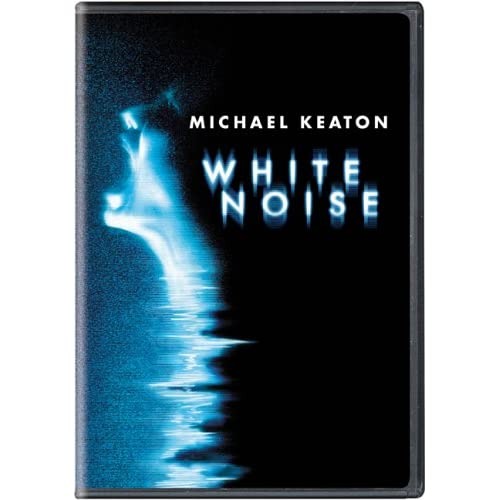 Image 0 of White Noise Widescreen Edition On DVD With Michael Keaton Horror