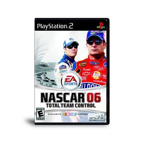 Image 0 of NASCAR: Total Team Control 2006 For PlayStation 2 PS2 Flight
