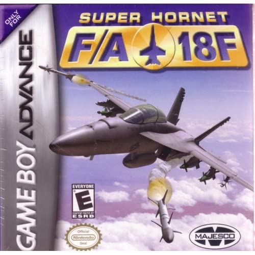Image 0 of Super Hornet F/a 18F For GBA Gameboy Advance Racing