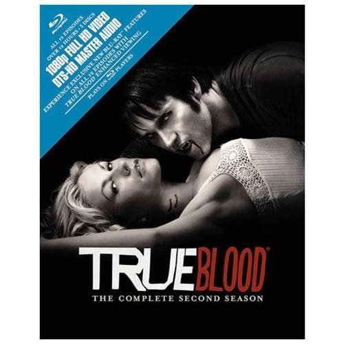 Image 0 of True Blood: The Complete Second Season Blu-Ray On Blu-Ray With Anna Paquin