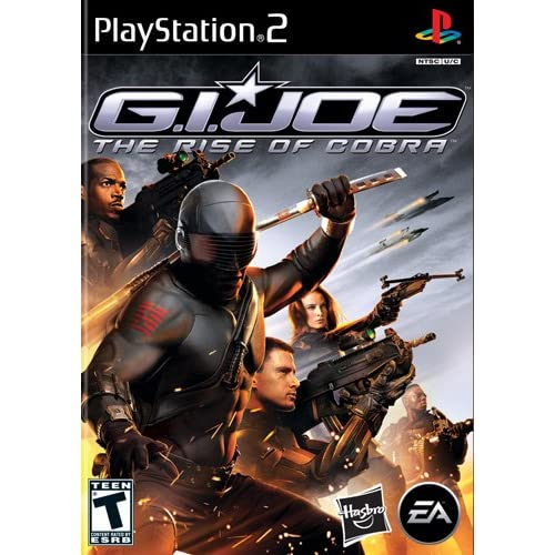 Image 0 of Gi Joe: The Rise Of Cobra For PlayStation 2 PS2