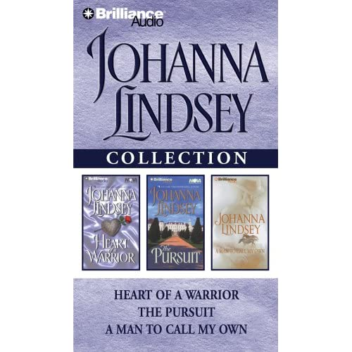 Image 0 of Johanna Lindsey Collection 2: Heart Of A Warrior The Pursuit And A Man