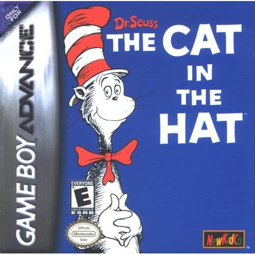 Image 0 of Dr Seuss: The Cat In The Hat For GBA Gameboy Advance