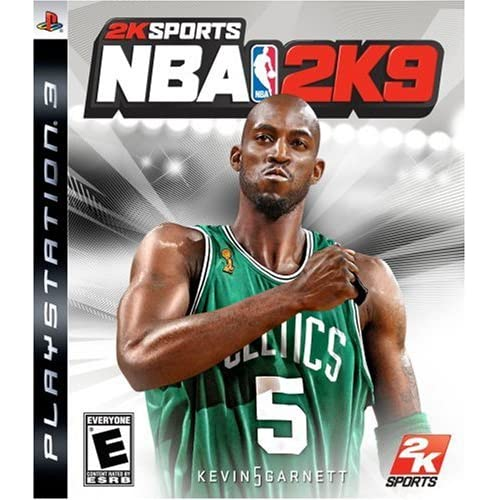 Image 0 of NBA 2K9 For PlayStation 3 PS3 Basketball