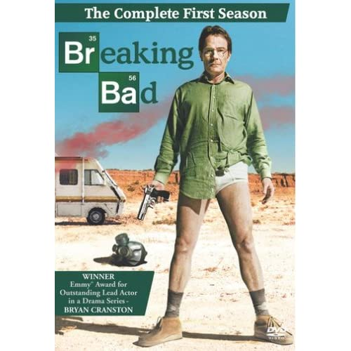 Image 0 of Breaking Bad: Season 1 On DVD With Bryan Cranston TV Shows