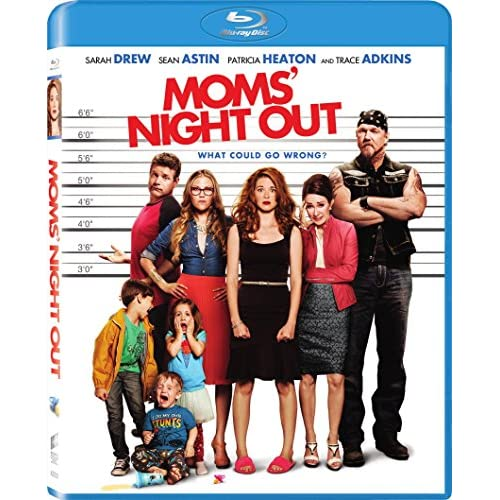 Image 0 of Moms' Night Out Blu-Ray On Blu-Ray With Astin Sean