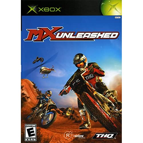Image 0 of MX Unleashed For Xbox Original Racing