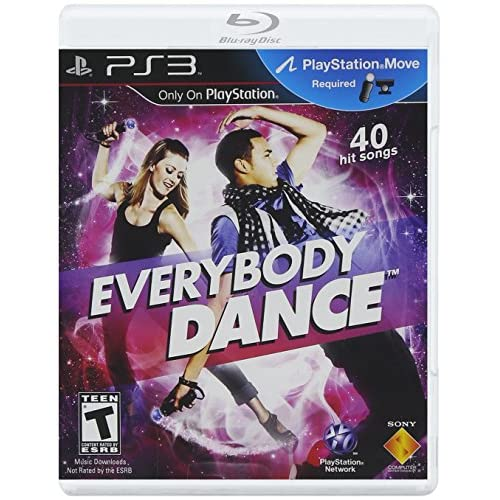 Image 0 of PS3 Everybody Dance For PlayStation 3 Music
