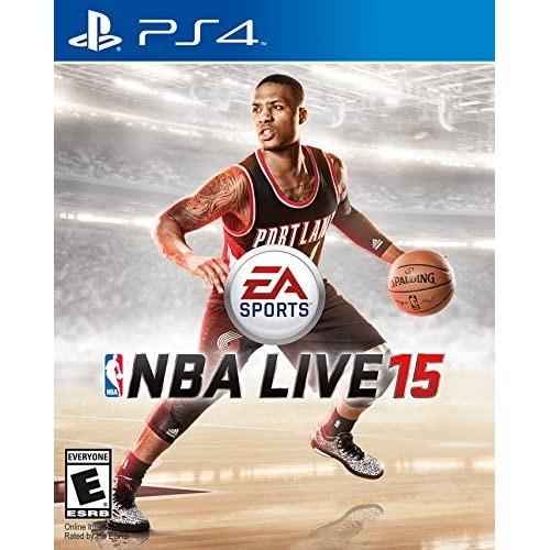 NBA Live 15 For PlayStation 4 PS4 Basketball