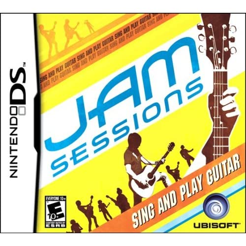 Image 0 of Jam Sessions For Nintendo DS DSi 3DS 2DS Music