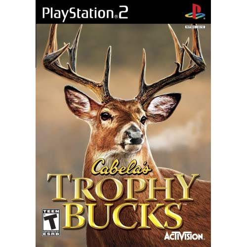 Image 0 of Cabela's Trophy Bucks For PlayStation 2 PS2 Shooter